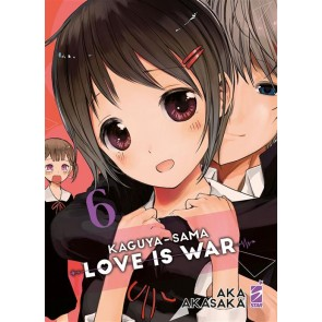 KAGUYA-SAMA: LOVE IS WAR 6