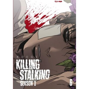 KILLING STALKING STAGIONE 3 - VOLUME 6
