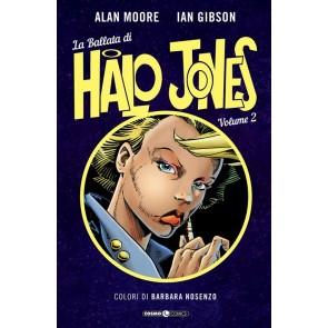 LA BALLATA DI HALO JONES A COLORI 2 (DI 3)