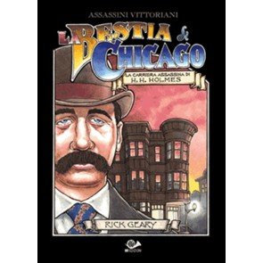 LA BESTIA DI CHICAGO - ASSASSINI VITTORIANI 2