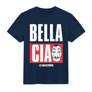 LA CASA DI CARTA - T-SHIRT - BELLA CIAO XL