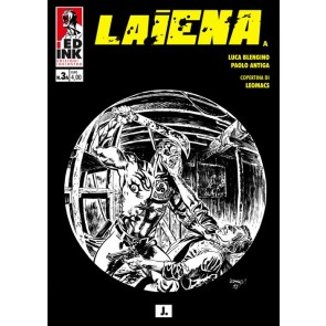 LA IENA 3 - FILONE A (ALBO THE CANNIBAL FAMILY'S ROOMS N.3)