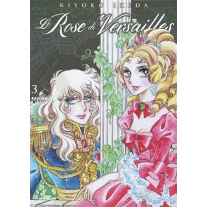 LADY OSCAR COLLECTION - LE ROSE DI VERSAILLES 3