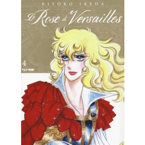 LADY OSCAR COLLECTION - LE ROSE DI VERSAILLES 4