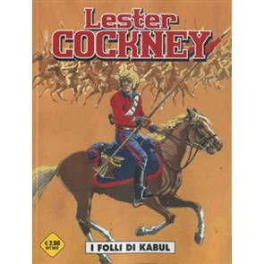 LESTER COCKNEY 1 - I FOLLI DI KABUL
