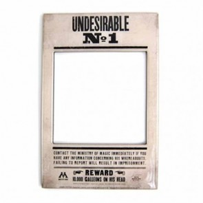 MAGMHP12 - HARRY POTTER - PHOTO MAGNET - HARRY POTTER (UNDESIRABLE NO 1)