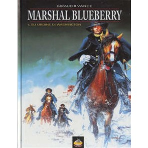 MARSHAL BLUEBERRY 1 - SU ORDINE DI WASHINGTON