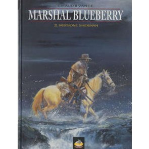 MARSHAL BLUEBERRY 2 - MISSIONE SHERMAN