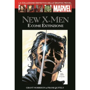 MARVEL GRAPHIC NOVEL EDICOLA 35 - NEW X-MEN - E COME ESTINZIONE