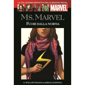 MARVEL GRAPHIC NOVEL EDICOLA 37 - MS. MARVEL - FUORI DALLA NORMA