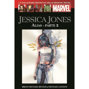 MARVEL GRAPHIC NOVEL EDICOLA 39 - JESSICA JONES - ALIAS PARTE 2