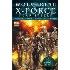 MARVEL MEGA 76 - WOLVERINE & X-FORCE - SPECIALE FEAR ITSELF 1
