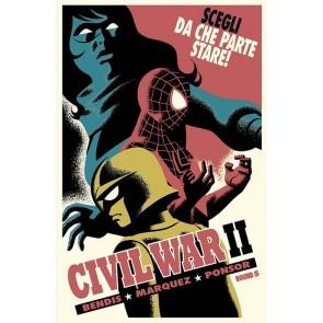 MARVEL MINISERIE 180 - CIVIL WAR II 5 - VARIANT COVER
