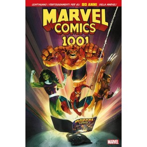 MARVEL WORLD 34 - MARVEL COMICS 1001