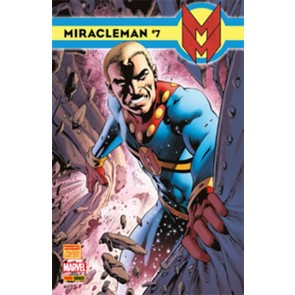 MIRACLEMAN 7 - COVER A - MARVEL COLLECTION 35
