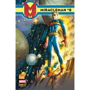 MIRACLEMAN 8 - COVER A - MARVEL COLLECTION 36