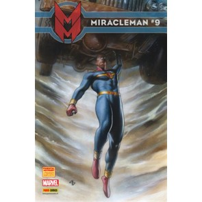 MIRACLEMAN 9 - COVER A - MARVEL COLLECTION 37