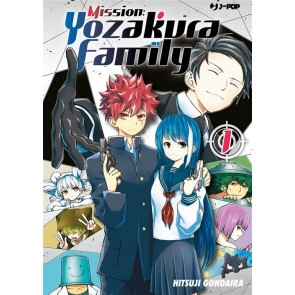 MISSION: YOZAKURA FAMILY 1 - FIRST MISSION PACK