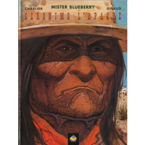 MISTER BLUEBERRY 3 - GERONIMO L'APACHE