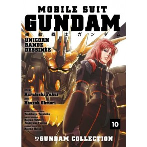 MOBILE SUIT GUNDAM UNICORN - BANDE DESSINEE 10