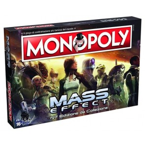 MONOPOLY - MASS EFFECT