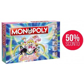 MONOPOLY - SAILOR MOON (CARTON 6PZ)