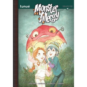 MONSTER ALLERGY COLLECTION VARIANT VOL 10