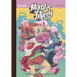 MONSTER ALLERGY COLLECTION VARIANT VOL 7
