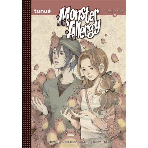 MONSTER ALLERGY COLLECTION VARIANT VOL 8