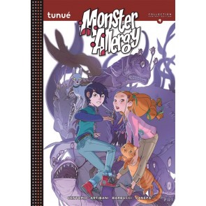 MONSTER ALLERGY COLLECTION VARIANT VOL 9