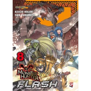 MONSTER HUNTER FLASH 8