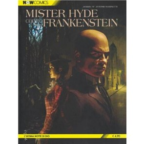 MR. HYDE CONTRO FRANKENSTEIN 1