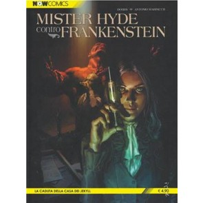MR. HYDE CONTRO FRANKENSTEIN 2