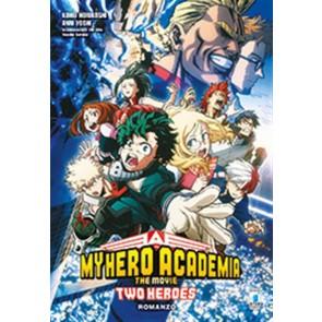 MY HERO ACADEMIA THE MOVIE: TWO HEROES - ROMANZO