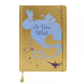 NBA5DC02 - DISNEY CLASSIC - A5 NOTEBOOK - ALADDIN (GENIE)