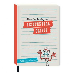 NBA5DC08 - DISNEY CLASSIC  - A5 NOTEBOOK - TOY STORY (FORKY)