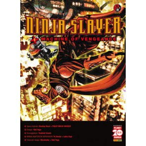 NINJA SLAYER 1 - MACHINE OF VENGEANCE