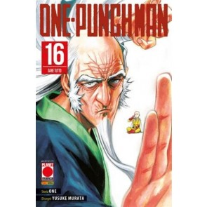 ONE-PUNCH MAN 16 - PRIMA RISTAMPA
