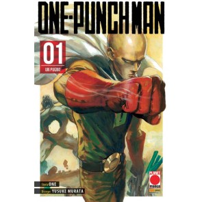 ONE-PUNCH MAN 1 - TERZA RISTAMPA