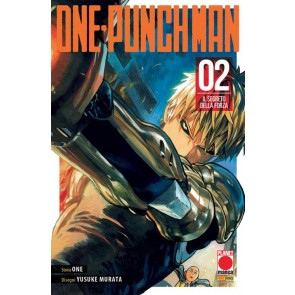 ONE-PUNCH MAN 2 - TERZA RISTAMPA