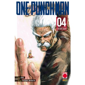 ONE-PUNCH MAN 4 - PRIMA RISTAMPA