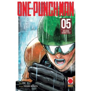 ONE-PUNCH MAN 5 - PRIMA RISTAMPA