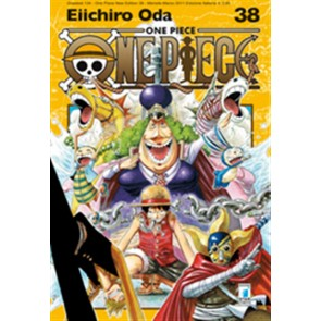 ONE PIECE NEW EDITION 38