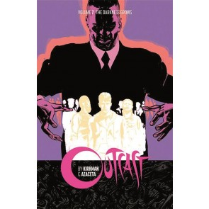 OUTCAST VOL 7 CARTONATO - L'OSCURITA' CRESCE