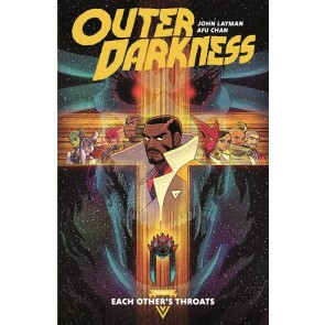 OUTER DARKNESS 1 - GIOCO AL MASSACRO