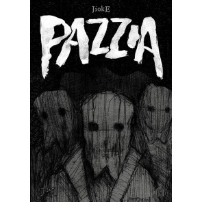 PAZZIA - VARIANT COVER