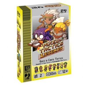 PIXEL TACTICS: LEGENDS
