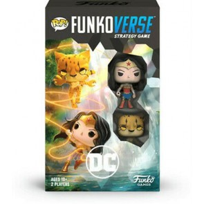 POP FUNKOVERSE - DC COMICS STRATEGY GAME - EXPANDALONE 102 - ENG