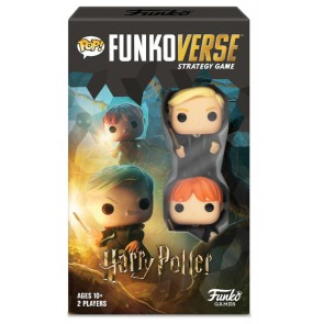 POP FUNKOVERSE - HARRY POTTER STRATEGY GAME - EXPANDALONE - ENG