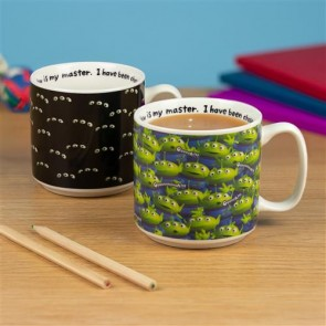 PP4968TS - TOY STORY - ALIEN HEAT CHANGE MUG